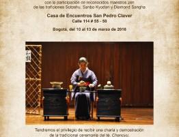 3 encontro latinoamericano zen